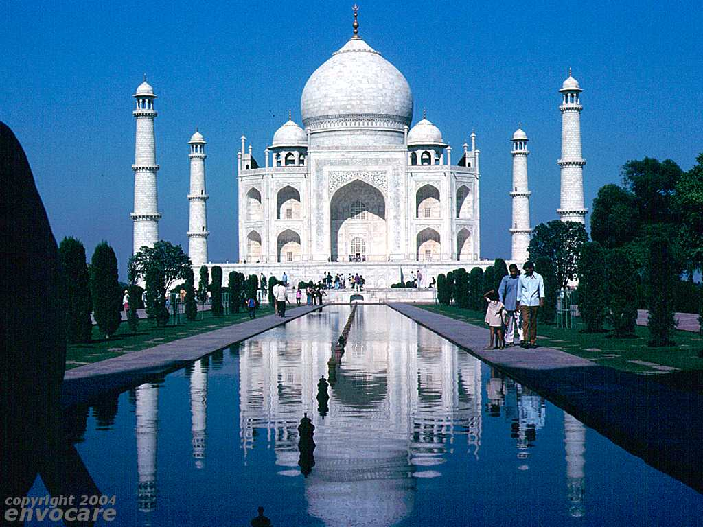Taj Mahal Beautiful Place In India Best Images